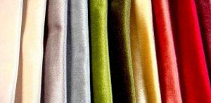 تولید انواع پارچه مبلی مخمل